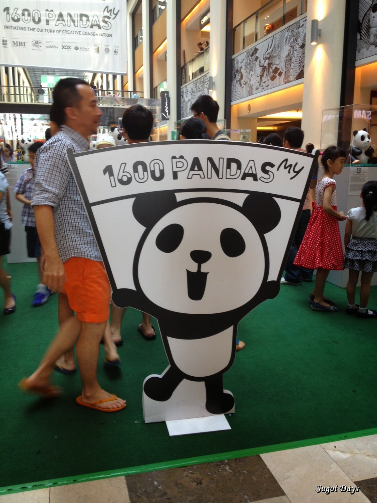 Sugoi Days Why Pandas